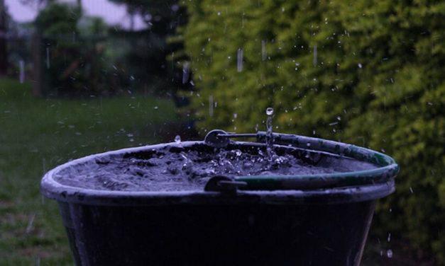 Chuvas intensas: veja como reaproveitar a água em casa