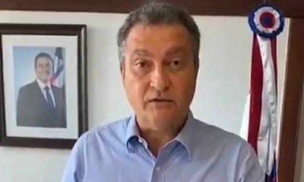 Governador da BA diz que 'Anvisa está buscando desculpa' para negar Sputnik