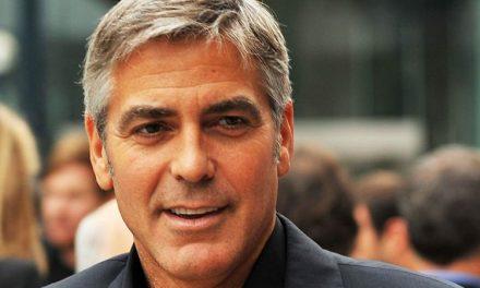 """Chegando aos 60 anos, George Clooney revela não estar animado: """"Melhor do que estar morto"""""""
