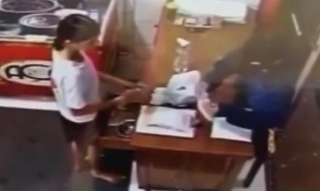 Assaltante rouba açaí e tapioca em estabelecimento de Tailândia
