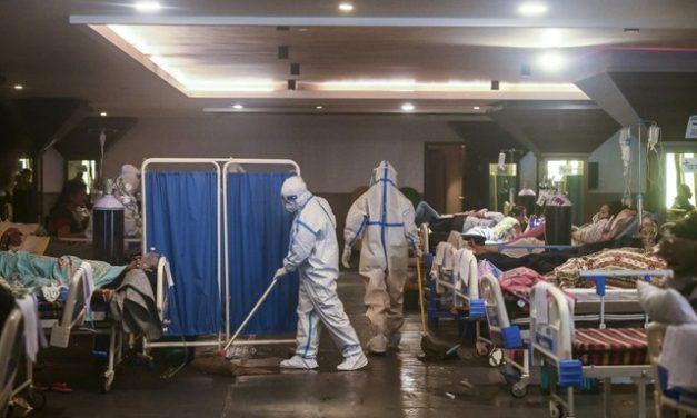 Capital da Índia estende lockdown em uma semana para conter explosão de casos de Covid-19