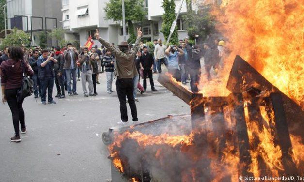 Atos do 1º de Maio têm confrontos com polícia em Paris, Istambul e Berlim