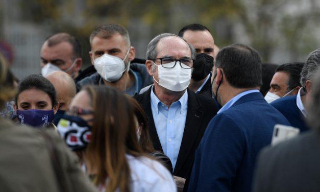 Eleições regionais em Madri com o governo central na defensiva