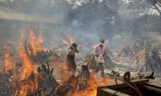 Índia ultrapassa México e se torna 3º país com mais mortes por Covid