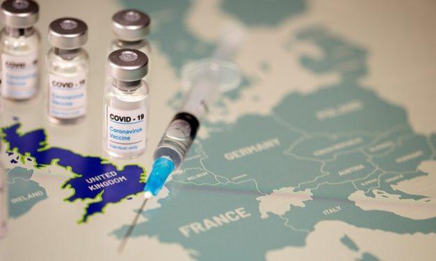 União Europeia sugere permitir entrada de pessoas que receberam duas doses de vacinas autorizadas pelo bloco
