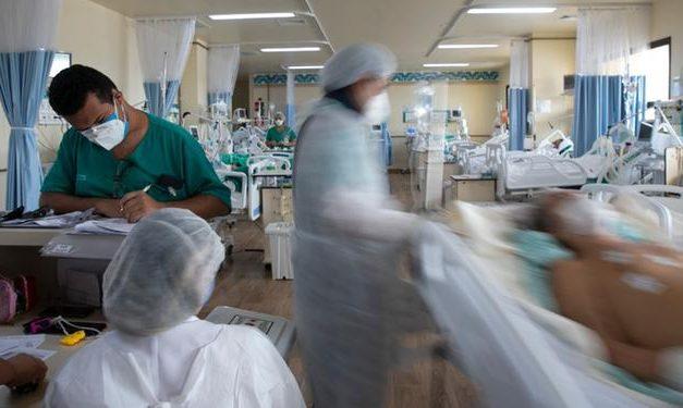 Pará tem menor percentual de ocupação de leitos depois do pico da segunda onda da pandemia, em março
