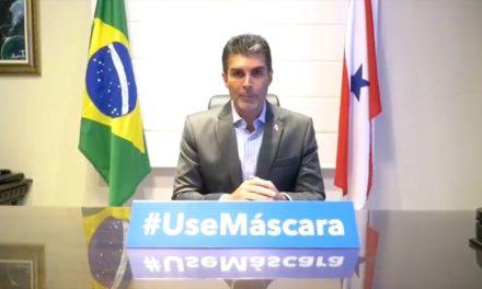 Helder anuncia chegada de mais 220 mil vacinas ao Pará