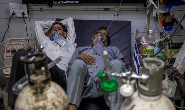 Índia passa dos 20 milhões de infectados pelo coronavírus
