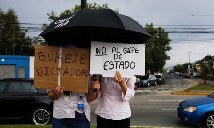 A nova realidade de El Salvador: presidente controla todos os poderes