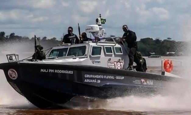 Polícia prende suspeito de roubar embarcações em Portel, no Marajó