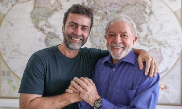 Lula e Marcelo Freixo iniciam união para eleições 2022