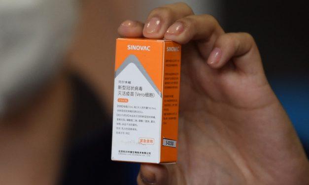 Agência reguladora europeia inicia revisão da vacina do laboratório chinês Sinovac