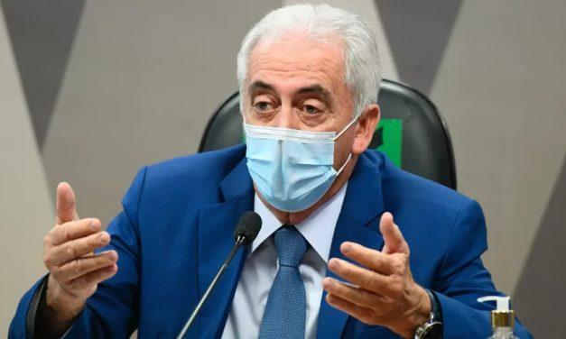 'Não é médico para orientar', diz Otto Alencar sobre Bolsonaro na pandemia