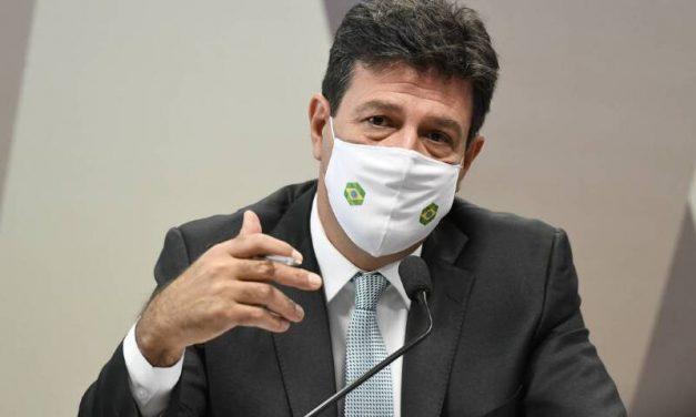 CPI da Covid: Mandetta diz que Bolsonaro queria que Anvisa alterasse bula da cloroquina