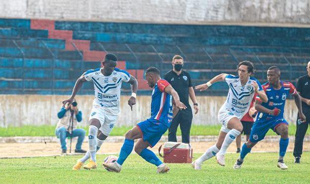 Paysandu e Bragantino decidem última vaga na semifinal do Parazão