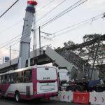 México busca por responsáveis do acidente em metrô na capital