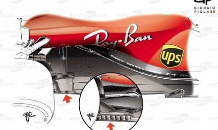 F1: Ferrari contará com atualizações em Barcelona na tentativa de prolongar duração dos pneus