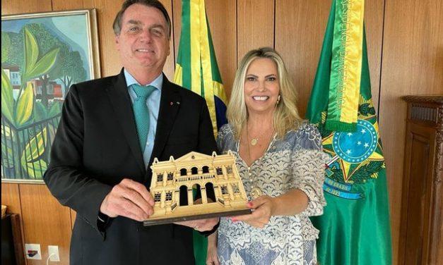 Bolsonaro nomeia mulher do líder do governo na Câmara para o cargo de conselheira de Itaipu Binacional