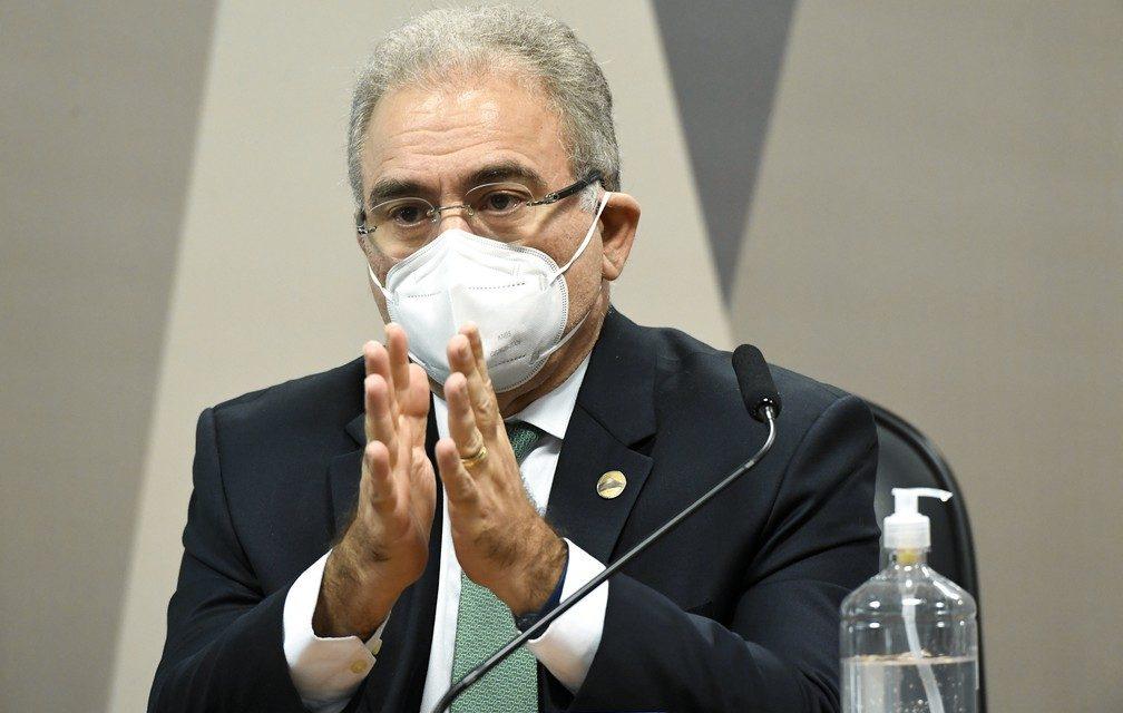 Marcelo Queiroga presta depoimento na CPI da Covid; veja frases