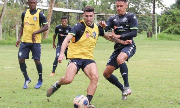 """Thiago Ennes destaca bom momento do Remo, mas ressalta: """"Os pés estão no chão"""""""