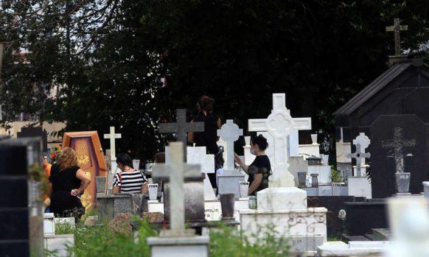 Cemitérios de Belém adotam medidas de prevenção à covid-19 no Dia das Mães