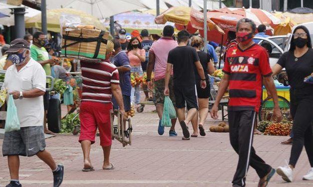 Governo do Pará altera bandeiramento diante da pandemia da covid-19
