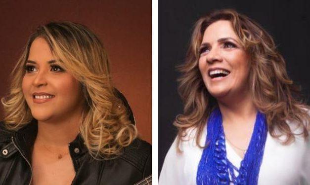 Lucinha Bastos e Jade Lima cantam no Pará Live