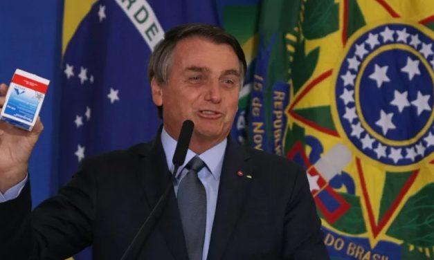 'Não encha o saco' de quem usa cloroquina e ivermectina, diz Bolsonaro
