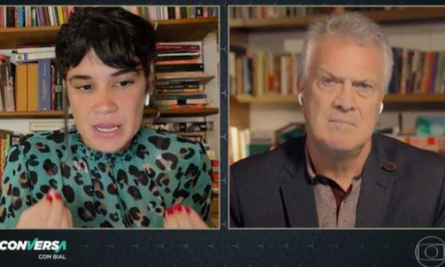 Filha de Beth Carvalho reclama de censura na Globo ao pedir Lula sem polígrafo para Bial