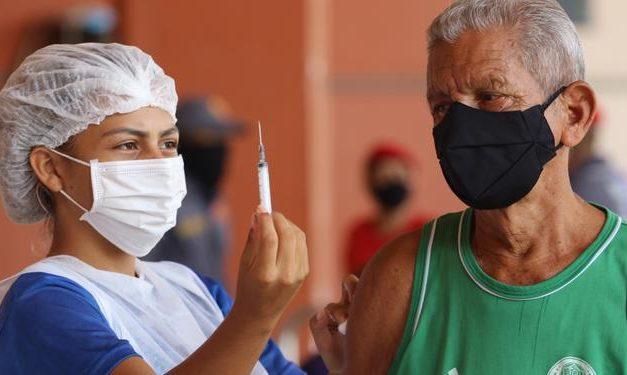 Pará já aplicou quase 2 milhões de doses da vacina contra a covid-19