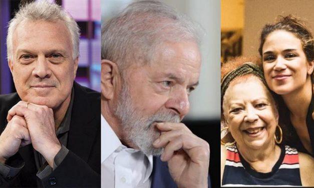 Globo nega censura e diz que já negocia ida de Lula no Bial