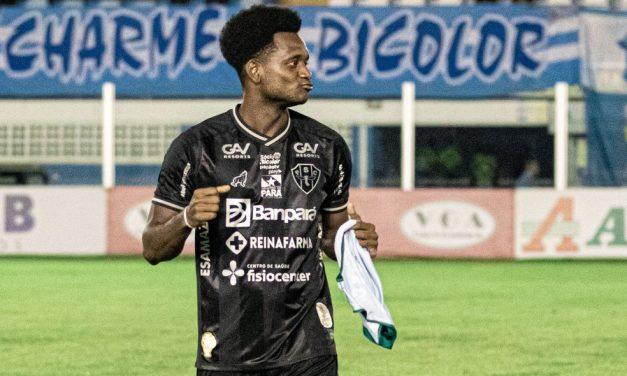 """Yan celebra boa fase do setor defensivo do Paysandu: """"O trabalho está sendo reconhecido"""""""
