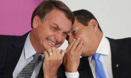 Regra do Ministério da Economia libera 'aumento' a Bolsonaro e Mourão