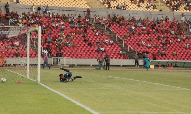 FMF e clubes esperam resposta do governo para final do Maranhense ter presença de torcedores