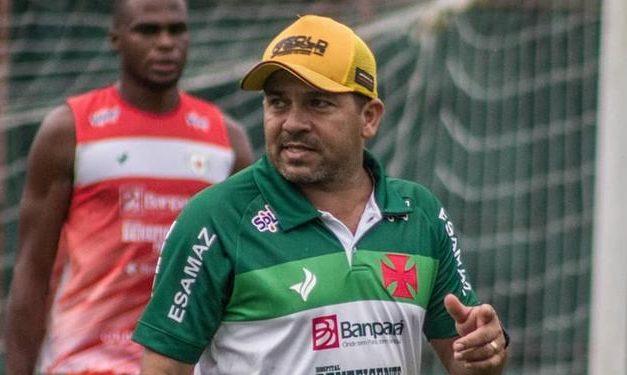 Robson Melo gosta da postura da Lusa diante do Remo a avisa: 'A Tuna continua viva'