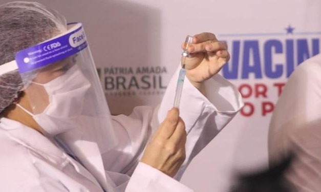 Pará já utiliza três das cinco principais vacinas em produção no mundo