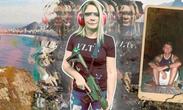 De miss a peça-chave da rachadinha: a vida da 2ª mulher de Bolsonaro