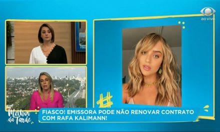 "Cátia Fonseca também sai em defesa de Rafa Kalimann: ""Acho cruel condenar"""