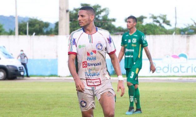 Paysandu confirma acerto com artilheiro do Independente-PA e contratação de lateral-direito