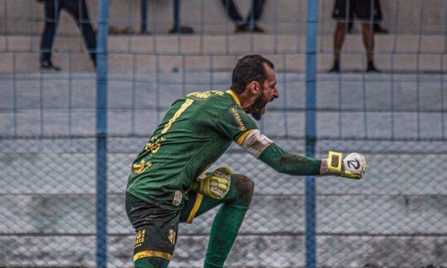 """Axel Lopes comemora boa fase no Castanhal e confia no elenco para decisão: """"força máxima"""""""