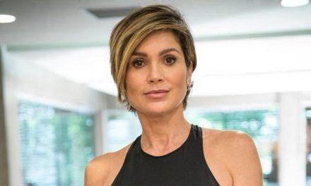"""Flávia Alessandra comemora segunda fase de 'Salve-se Quem Puder': """"Única novela inédita no ar"""""""