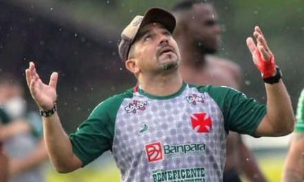 Robson Melo faz história e leva Tuna Luso à final do Parazão