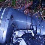 Força-tarefa encontra motor de ambulancha roubada em Portel, na lha do Marajó
