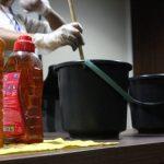 Semas recebe mais de 20 litros de óleo de cozinha em dois dias de ação ambiental
