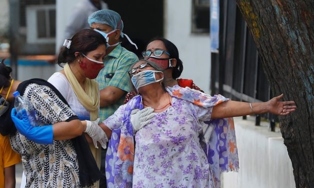 Fungo perigoso ameaça pacientes de Covid-19 na Índia