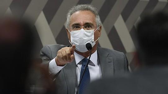 Renan diz ao STF que silêncio de Pazuello prejudicaria condução dos trabalhos da CPI da Covid