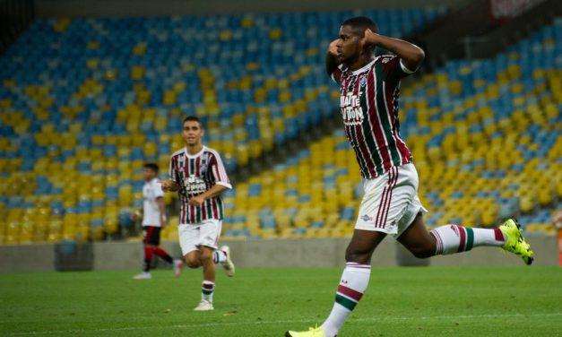 Paysandu acerta contrato de três meses com joia do Fluminense