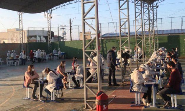 Botucatu faz vacinação em massa contra a Covid-19 neste domingo