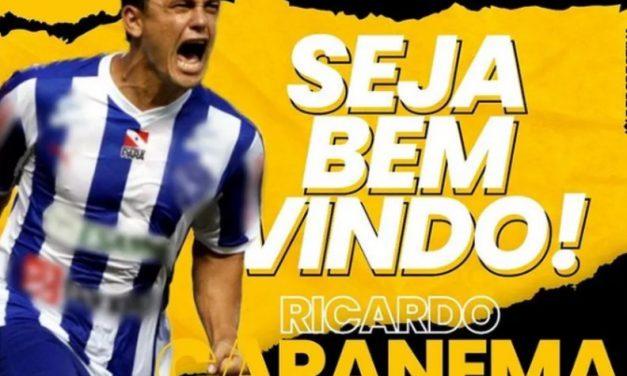 Castanhal acerta com Ricardo Capanema para a Série D 2021