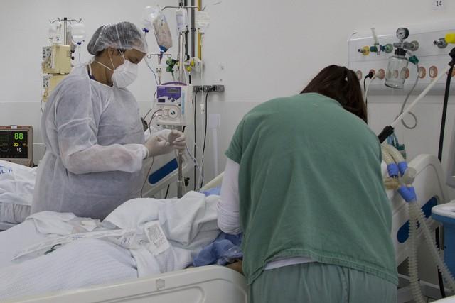 Estado de SP tem pelo menos 237 pessoas na fila por um leito de UTI para tratamento de Covid-19